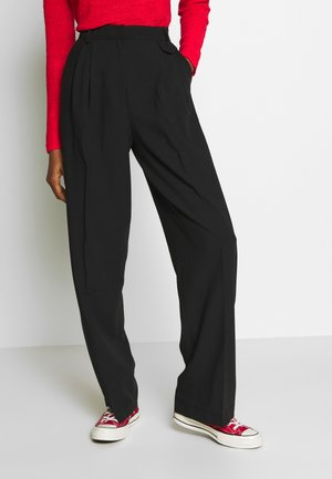 PANTS ROSIE - Pantaloni - black