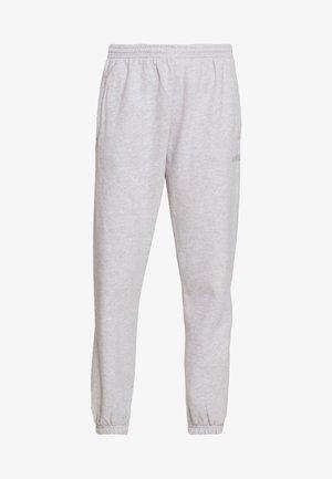 HARVEST - Teplákové kalhoty - grey melange