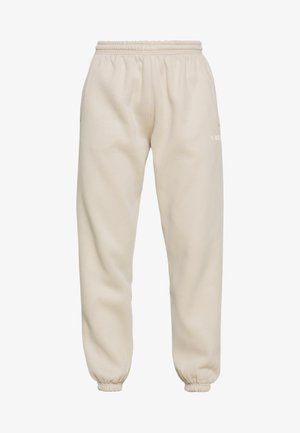 HARVEST - Tracksuit bottoms - taupe