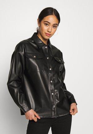 STYLE BLOUSE CAROUSEL - Camicia - black
