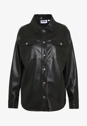 STYLE BLOUSE CAROUSEL - Overhemdblouse - black
