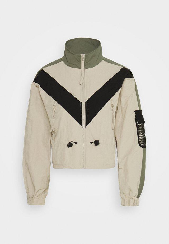 JACKET GIA - Summer jacket - beige