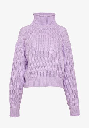 STYLE SWEATER POPPY  - Strickpullover - lilac