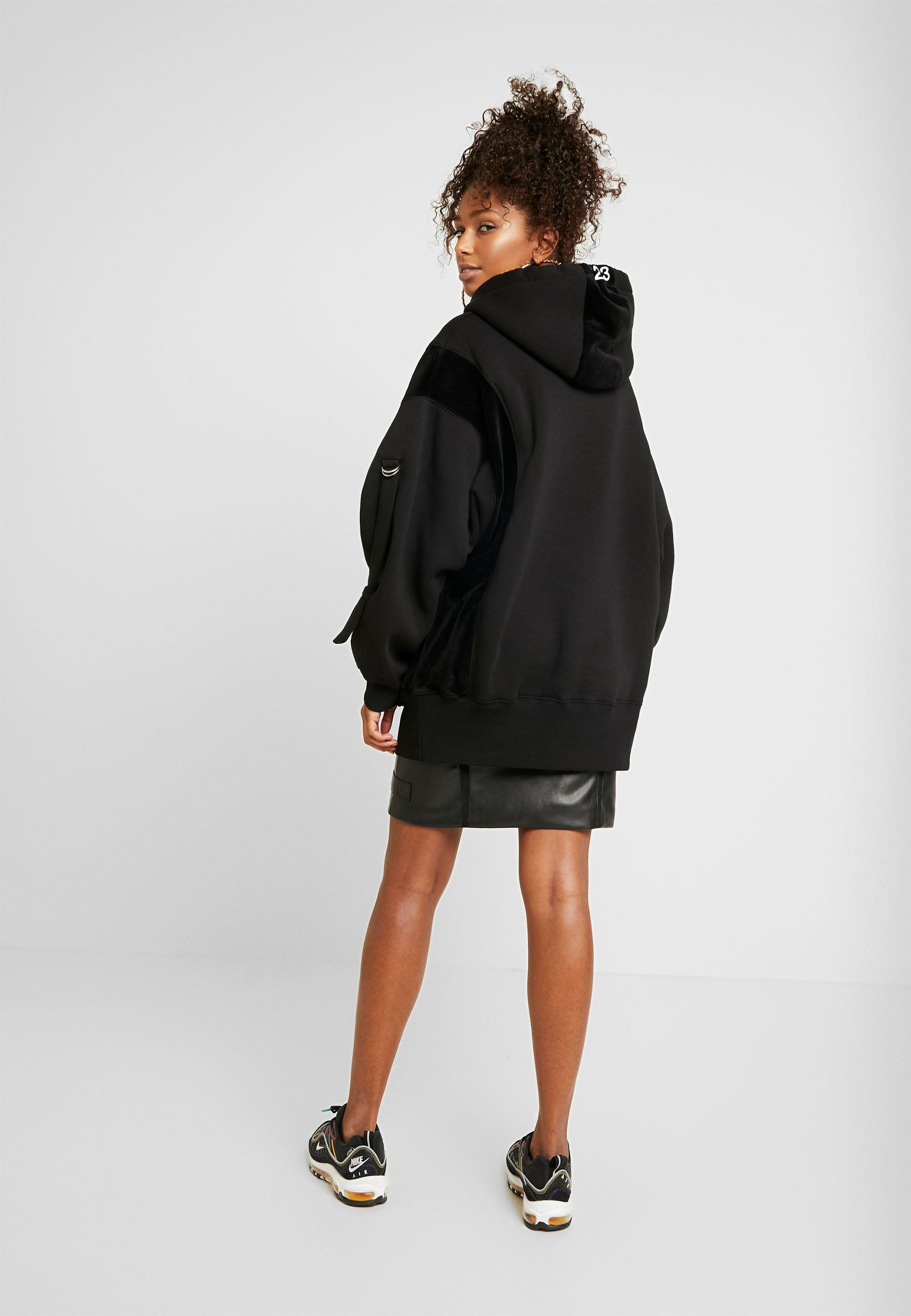 Wrstbhvr Style Hoodie Error - Luvtröja Black