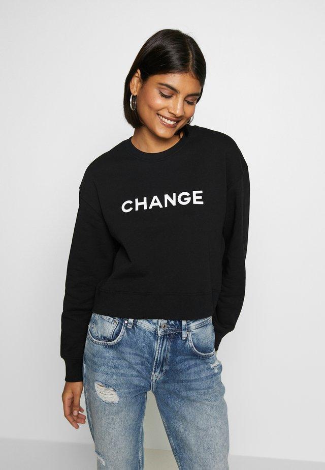 STYLE CHANGE - Sweatshirt - black