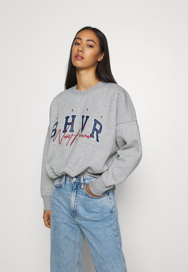 CALI WOMEN - Sweatshirt - grey melange