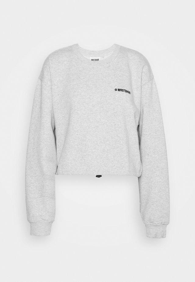 LULA - Sweatshirt - grey melange