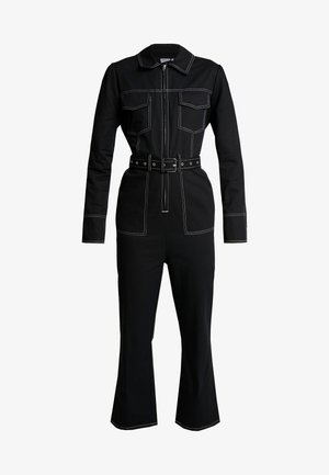 STYLE OVERALL RAVEN - Overal - black