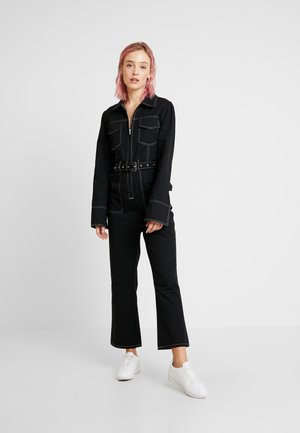 STYLE OVERALL RAVEN - Jumpsuit - black