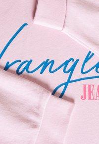Wrangler Plus - HIGH RETRO - Sweatshirt - cradle pink - 2