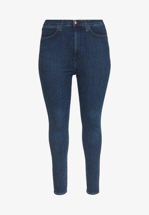 Skinny džíny - aruba