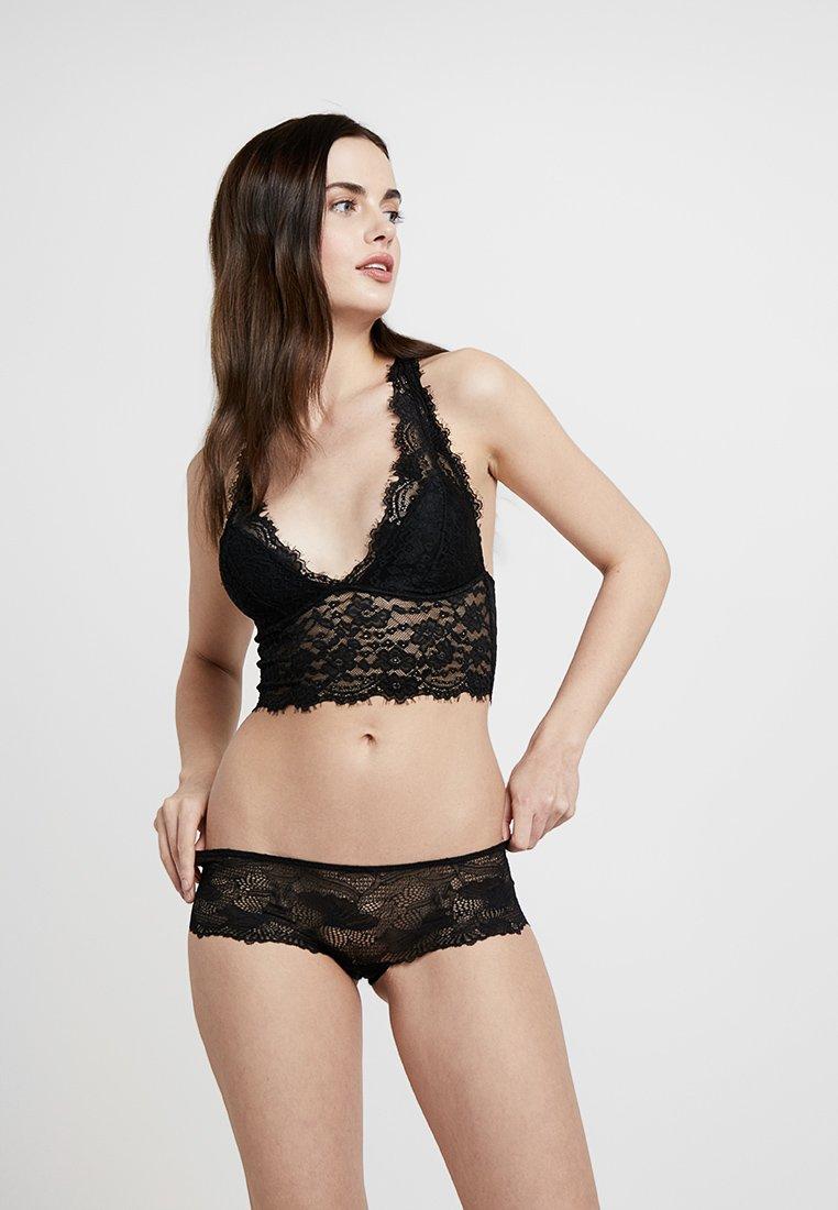 Women Secret - HALTER TOP - Brassière - black