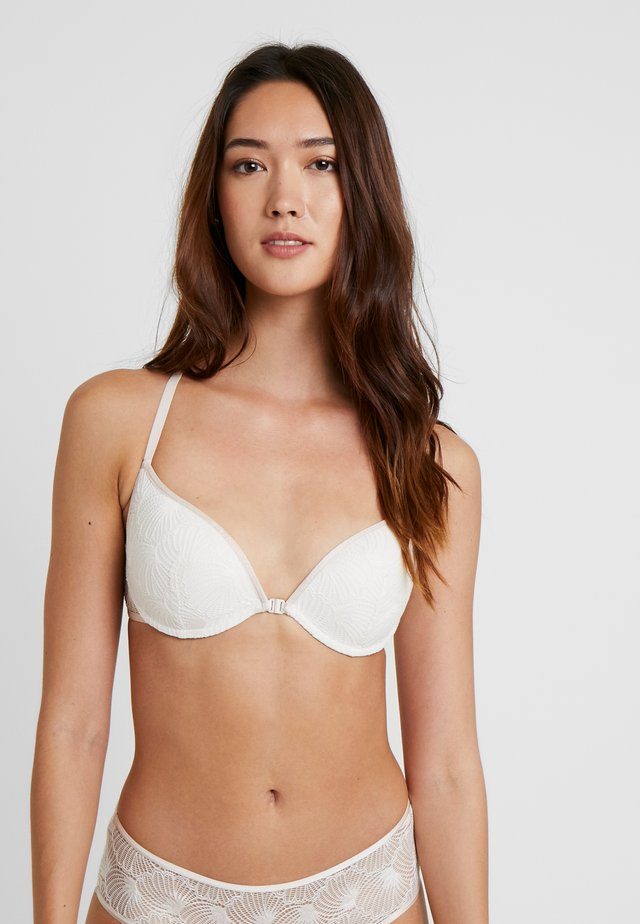 CONTRAST OLYMPIC - Push-up BH - offwhite