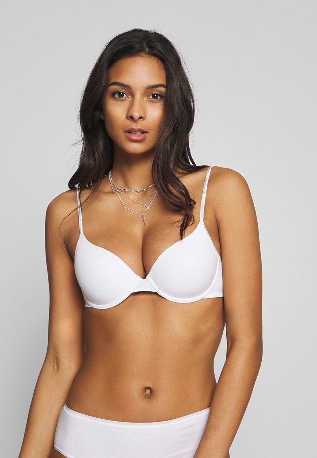 Multiway / Strapless bra - white