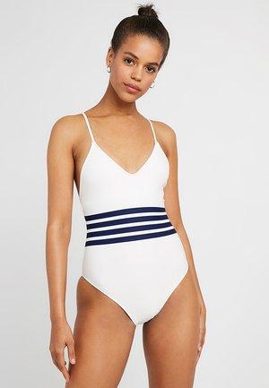 BICOLOR SWIMSUIT  - Swimsuit - various