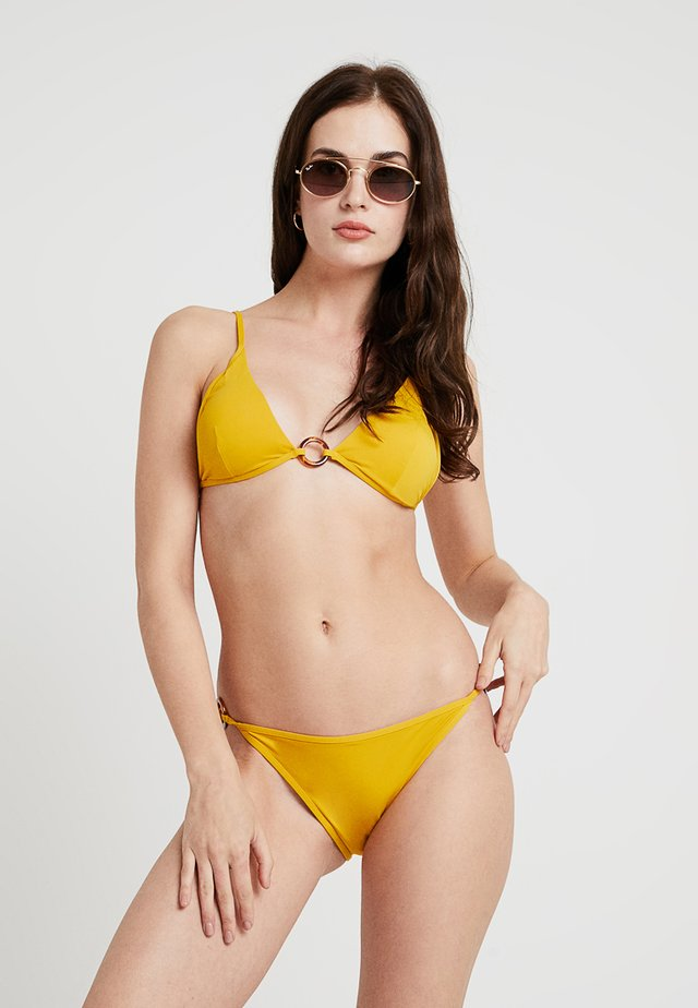CAREY BRIEF - Bikiniunderdel - mustard