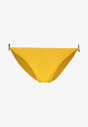 CAREY BRIEF - Bikini-Hose - mustard