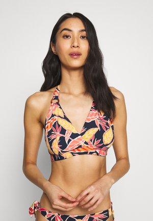SPECIAL HALTER - Bikinitop - orange