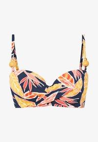 Women Secret - INSIDE WIRE PAD - Bikinitop - orange - 6