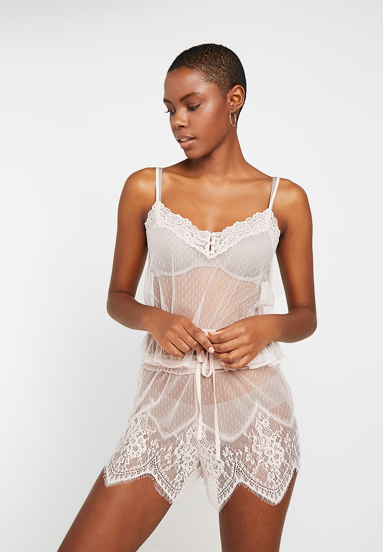 Women Secret - SET - Pijama - soft nude
