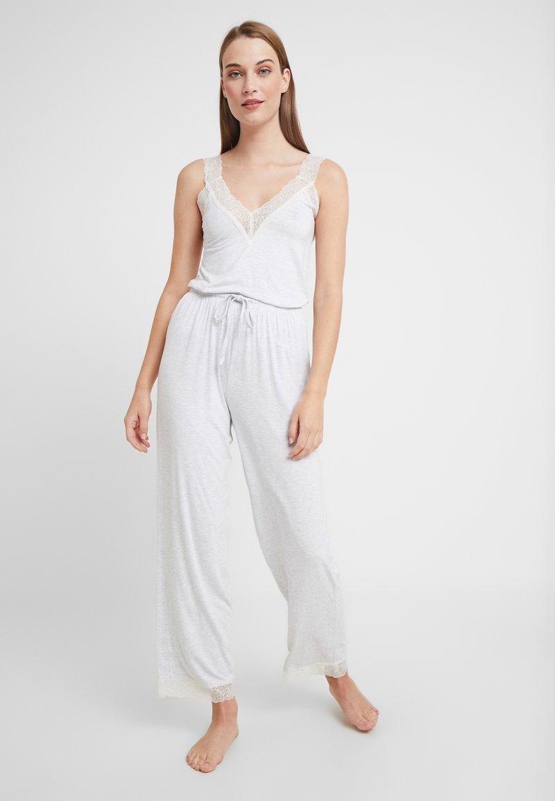 Women Secret - SET - Pyjamas - light melange
