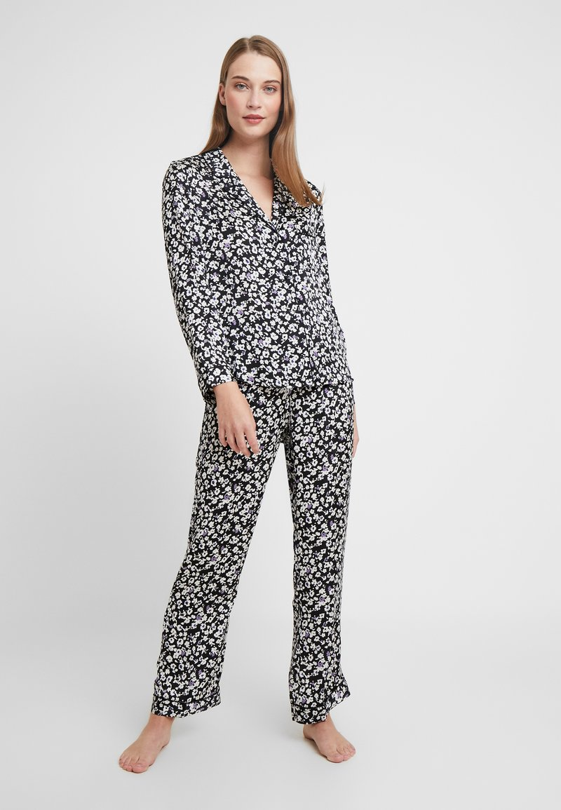 Women Secret - DITSY - Pyjama - black