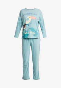 Women Secret - TOUCAN SET - Pyjama - light mint - 4