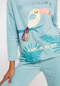 Women Secret - TOUCAN SET - Pyjama - light mint - 3