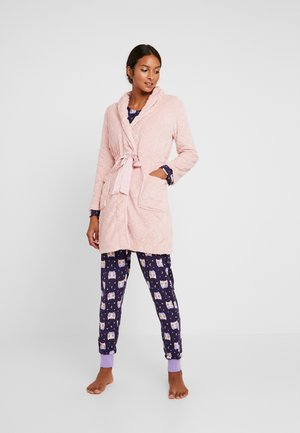 CALENDER ROBE - Dressing gown - tender pink