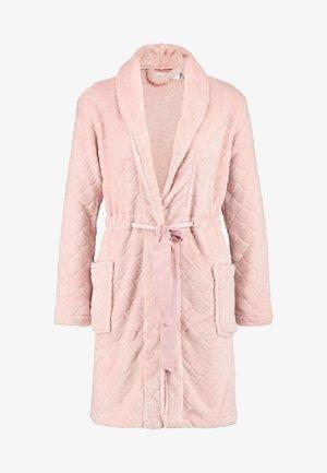 CALENDER ROBE - Dressing gown - tender pink
