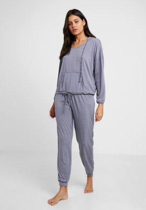 BLUE STRIPES SET - Pyjamas - blue