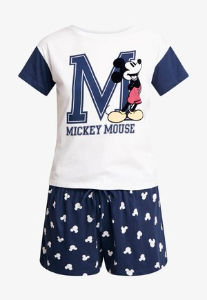 MICKEY - Pyjama set - off white/autumn