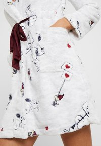 Women Secret - ALLOVER ROBE - Dressing gown - grey - 5
