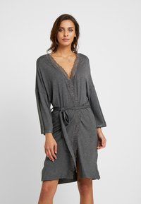 Women Secret - ROBE - Badjas - grey - 0