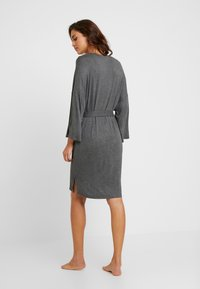 Women Secret - ROBE - Badjas - grey - 2