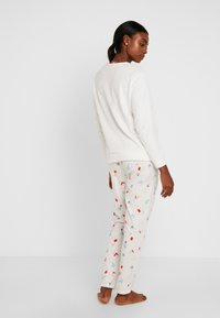 Women Secret - CACTIXMAS SET - Pyžamová sada - vanilla - 2