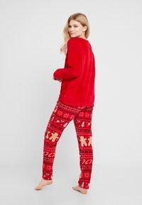 Women Secret - OH DEER - Pyjama - tomato - 2