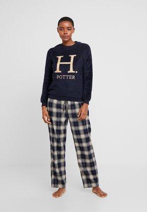 HARRY SET - Pyjama - navy