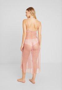 Women Secret - STARS SHORT - Nightie - pink - 2