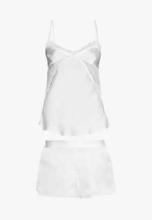 SHORT - Pijama - white