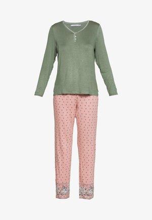 LONG SET - Pyjama - olive