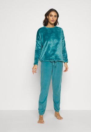 NEW SEASON GENERIC SET - Pyjama - turquoise