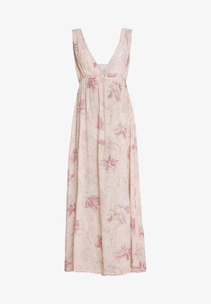 LONG NIGHTDRESS - Nightie - multi-coloured