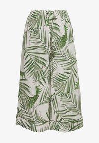 Women Secret - PALMS - Pyžamová sada - green - 2