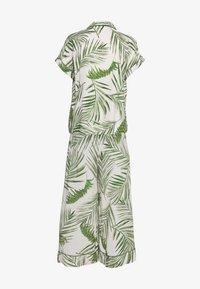 Women Secret - PALMS - Pyžamová sada - green - 1