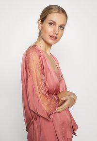 Women Secret - SET - Pyžamová sada - faded rose - 4
