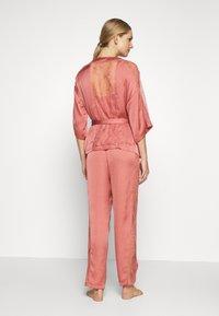 Women Secret - SET - Pyžamová sada - faded rose - 2