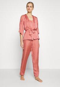 Women Secret - SET - Pyžamová sada - faded rose - 0