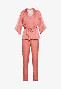 Women Secret - SET - Pyžamová sada - faded rose - 6