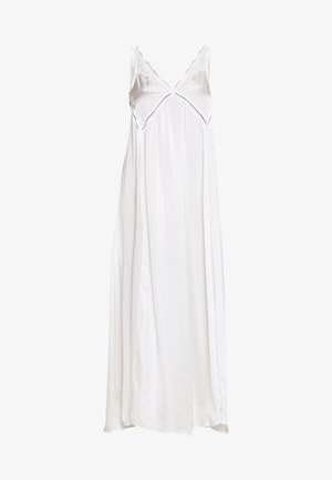 LONG NIGHTDRESS - Negligé - white